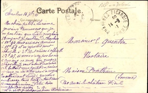 Ak Avènement du roi Albert 1909, le cortège en cours de route, König Albert I. von Belgien 1