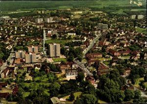 Ak Ratingen Nordrhein Westfalen, Totalansicht vom Ort