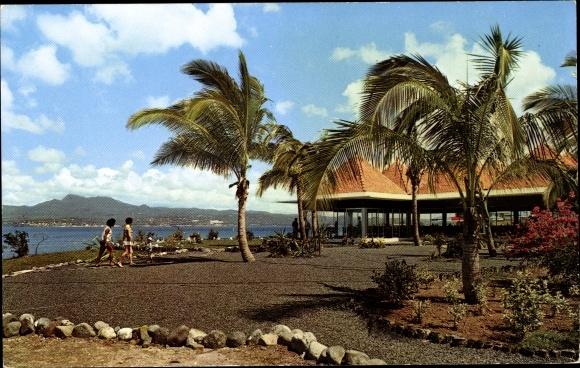 Ak Martinique, Trois Ilets, Anse Mitan, Hôtel Ba Koua