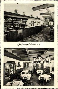 Ak Düsseldorf am Rhein, Gastwirtschaft Pumpernickel, Flinger Straße 37-39
