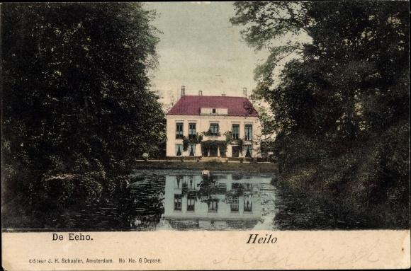 Bild zu Ak Heiloo Nordhol...