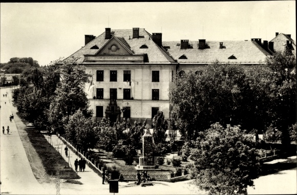 Ak Nové Zámky Neuhäus Slowakei, Stredna skola