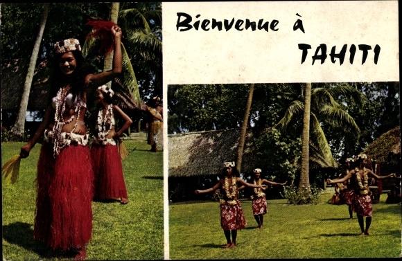 Ak Tahiti, Bienvenue à Tahiti