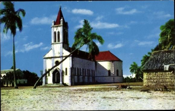 Ak Neukaledonien, Eglise St. Joseph Ouvéa