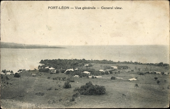 Ak Papua Neuguinea, vue générale