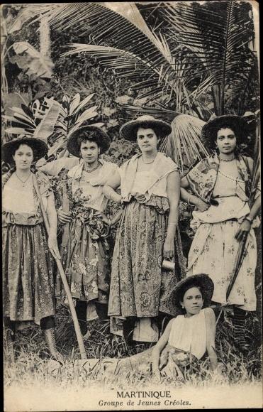 Ak Martinique, Groupe de Jeunes Créoles