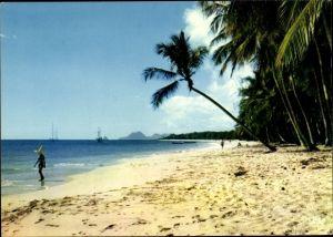 Ak Martinique, Plage des Salines, Salines Beach