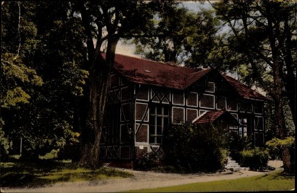 Ak Güterfelde Stahnsdorf Potsdam Mittelmark Brandenburg, Heimstätte Gütergotz