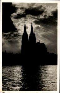 10 alte Ansichtskarten Köln am Rhein, Diverse Ansichten