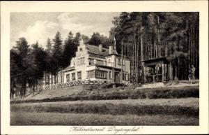 Ak Tabarz im Thüringer Wald, Waldrestaurant Deysingslust