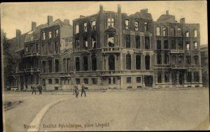 Ak Namur Wallonien, Institut Ophtalmique, Place Leopold