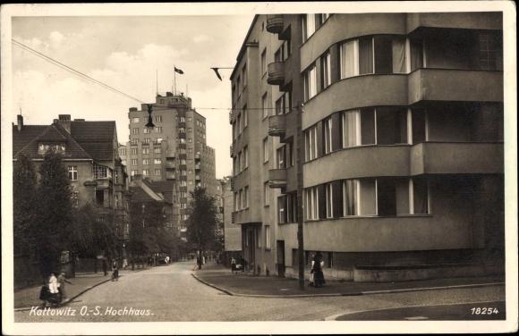 Katowice datiert