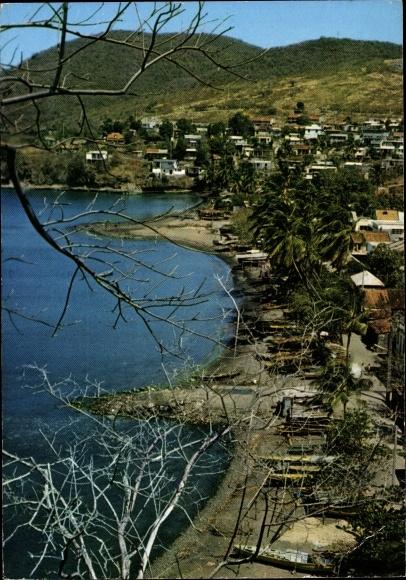 Ak Martinique, Case Pilote, village de pêcheurs