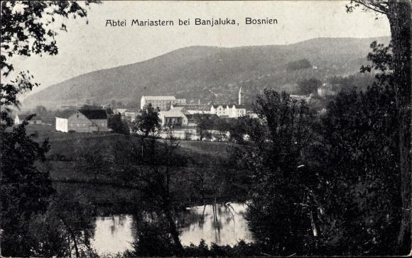 Ak Banja Luka Bosnien Herzegowina, Abtei Mariastern