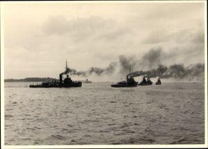 Foto Deutsche Kriegsschiffe, Torpedoboote
