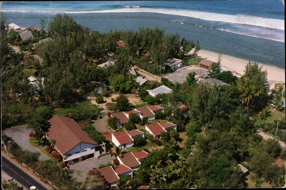 Ak St. Gilles les Bains Réunion, Village Vacances CAS EDF, Grand Fond