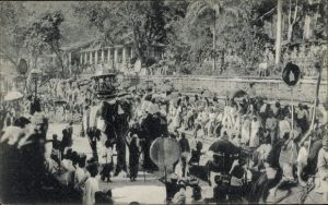 Ak Kandy Sri Lanka Ceylon, Perahara, Esala Perahera, procession, Festival of the Tooth