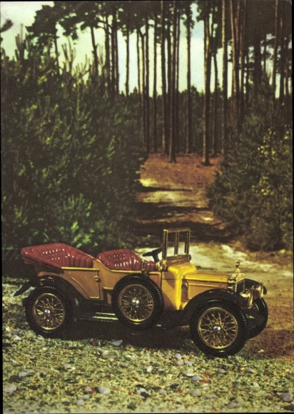 Ak Daimler 1911, Auto, Modell, Lesney Products