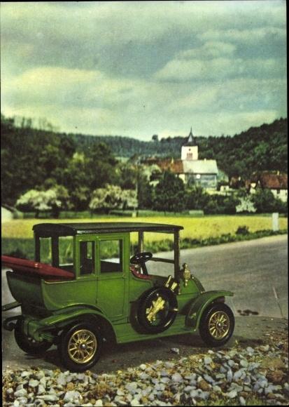 Ak Benz Limousine 1910, Auto, Modell, Lesney Products