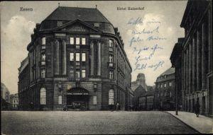 Ak Essen im Ruhrgebiet, Hotel Kaiserhof