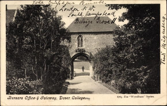 Ak Dover South East, Bursars Office and Gateway, College