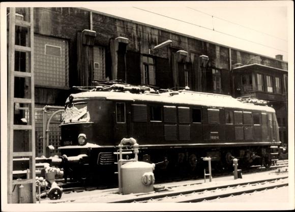 Foto Ak Lokomotive, 119 001-6, Eisenbahn