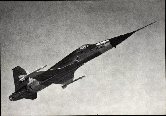 Ak Amerikanisches Militärflugzeug Northrop N156F, Leichtjäger, Freedom Fighter