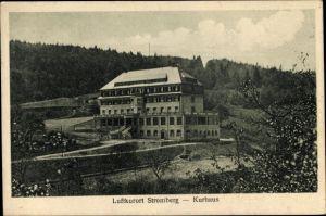 Ak Stromberg im Hunsrück, Kurhaus