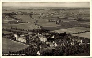 Ak Sießen Bad Saulgau in Oberschwaben, Kloster