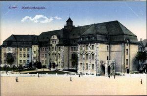 Ak Essen im Ruhrgebiet, Maschinenbauschule