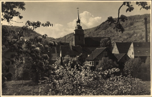 Ak Künzelsau Baden Württemberg, Kirche