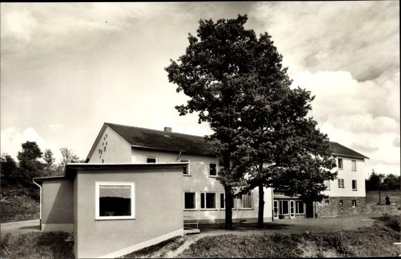 Ak Gelslingen Drolshagen NRW, Schullandheim