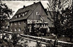 Ak Mellen Balve in Nordrhein Westfalen, Erholungsheim Mellen
