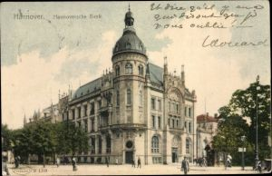 Ak Hannover in Niedersachsen, Hannoversche Bank