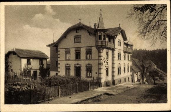 Ak Königsfeld im Schwarzwald Baar Kreis, Töchterheim Waldblick