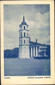 Ak Vilnius Wilna Litauen, Kathedrale, Basilika