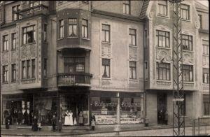 Foto Ak Essen im Ruhrgebiet, Lemmestraße, Geschäft Butkamar