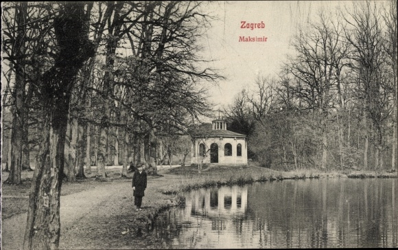 Ak Zagreb Kroatien, Maksimir