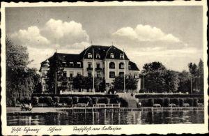 Ak Fissau Eutin in Ostholstein, Seeschloss am Kellersee