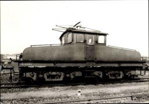 Ak Deutsche Eisenbahn, Elektrische Lokomotive Nr 3, Landespostdirektion