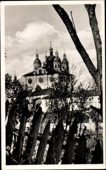 Ak Smolensk Russland, Kathedrale