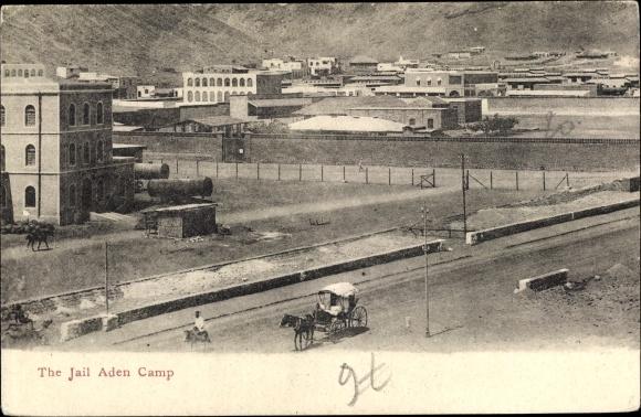 Ak Aden Jemen, The Jail Aden Camp