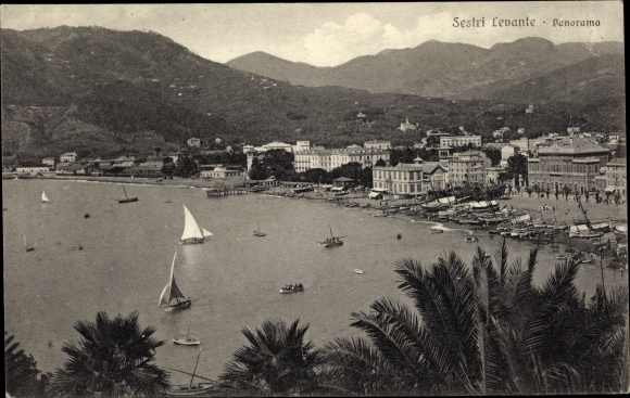 Ak Sestri Levante Liguria, Panorama