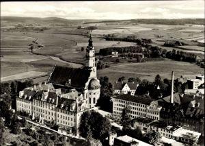 Ak Donauwörth in Schwaben, Heilig Kreuz Kirche