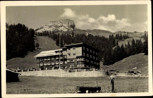Ak Kleinwalsertal Vorarlberg, Sporthotel Auenhütte