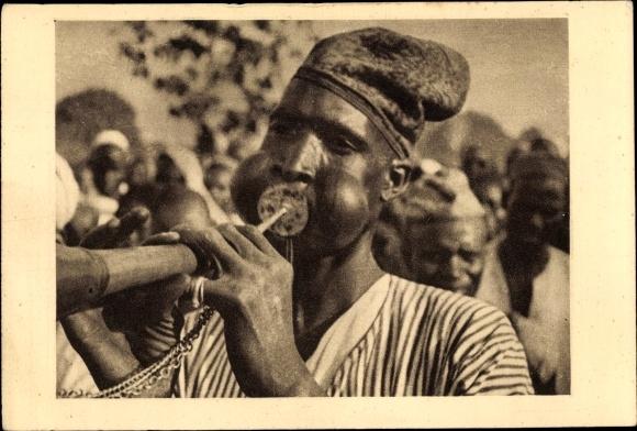 Ak Tchad Tschad, Musicien de Fort Lamy