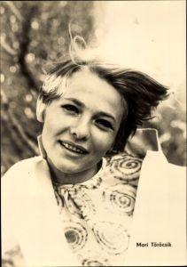 Ak Schauspielerin Mari Töröcsik, Portrait, Frechdachs, Das Kartenhaus, Viel Lärm um Othello