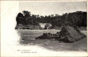 Ak Laos, Chutes de Khône