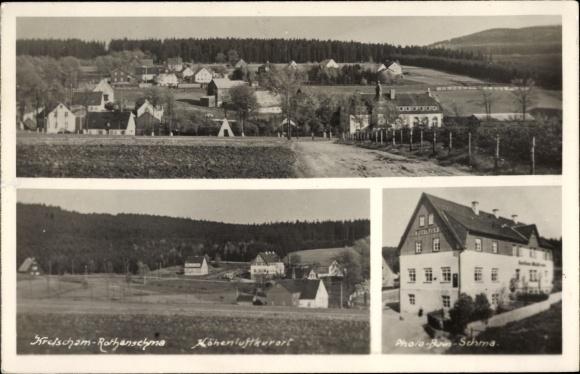 Ak Kretscham Rotensehma Sehmatal Erzgebirge, Posthaus