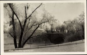 Foto Ak Riga Lettland, Kanala apstadijumi